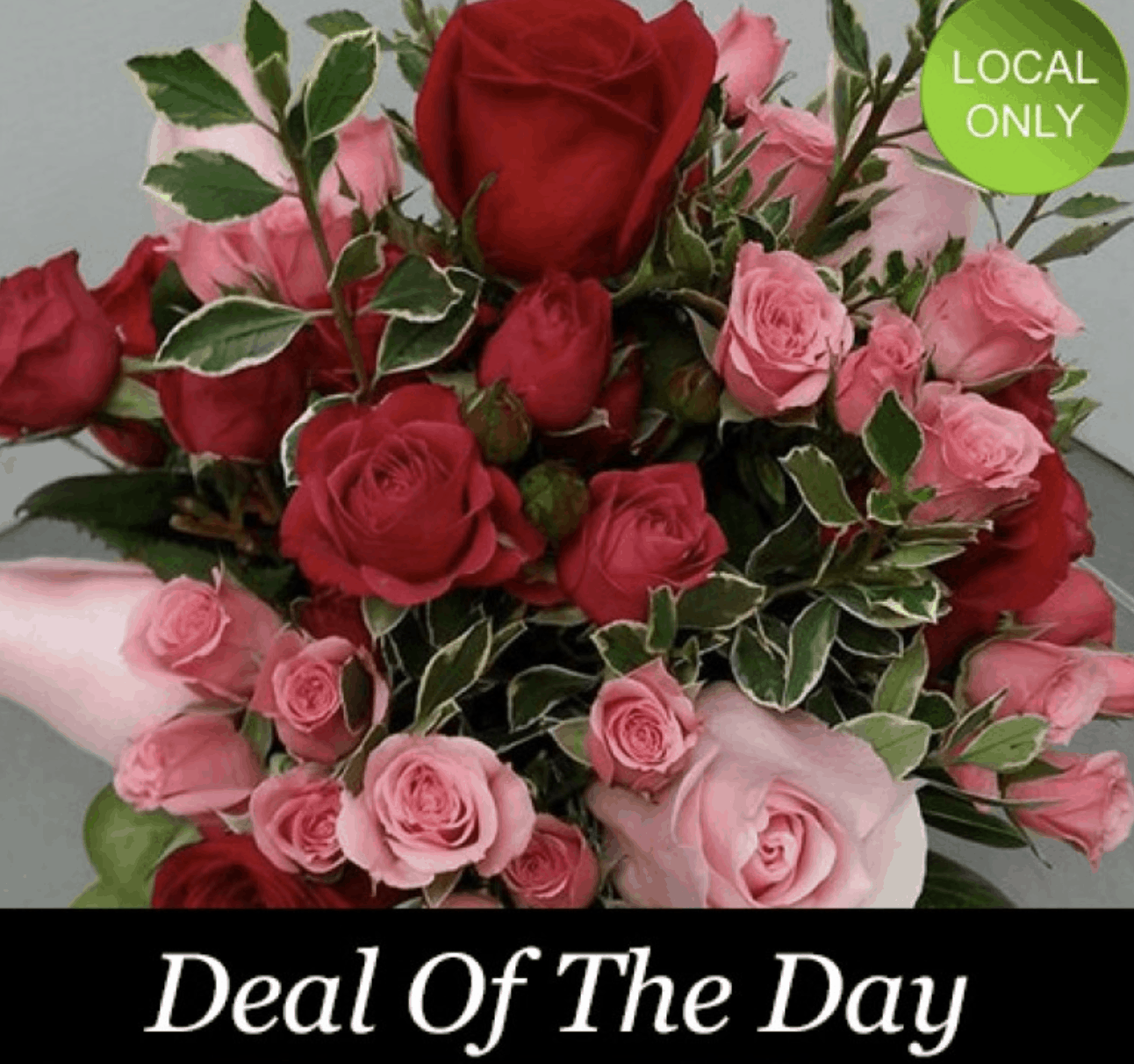 Take Advantage of Our Local Red Rose Special This Summer!