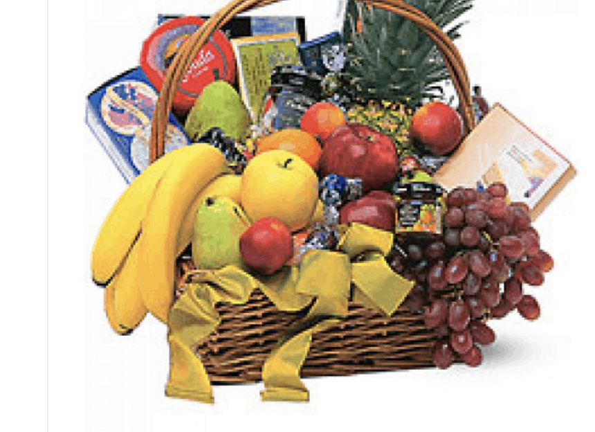 Gourmet and Fruit Gift Baskets For Your Thanksgiving Host