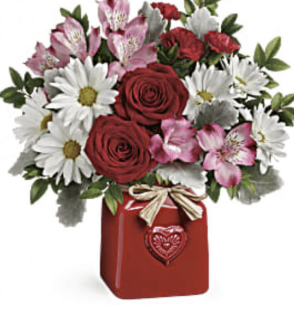 Find the Perfect Romantic Valentine's Day Gift at Mayfield Florist