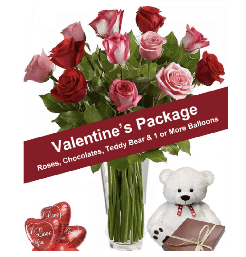 Request an Early Delivery Date For Valentine's Day