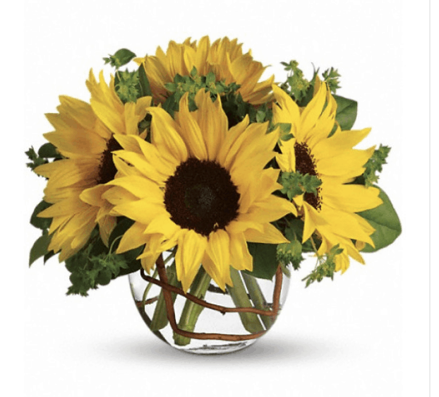 Gorgeous Arizona Sunflower Designs