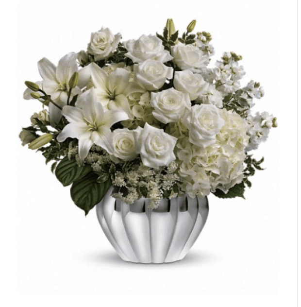 Start the New Year Fresh and Bright with Flowers