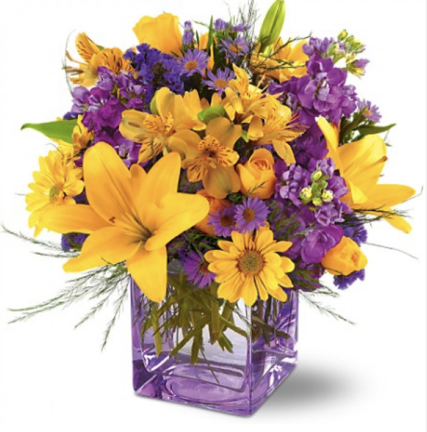 Celebrate March Birthdays with Mayfield's Sensational Floral Designs