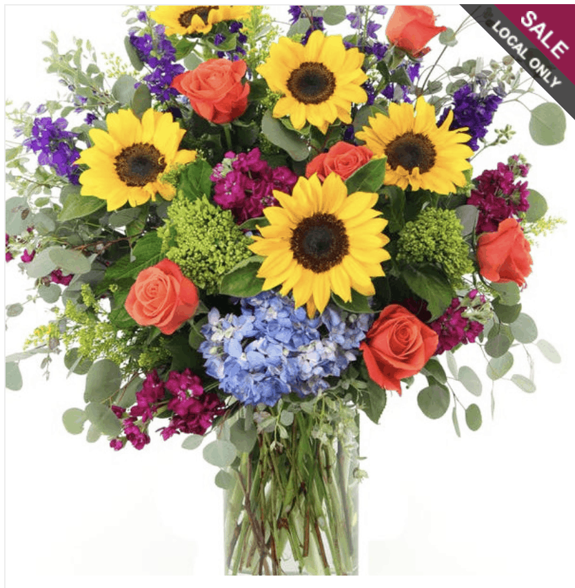Send Our Everyday Favorite Florals to Bring Smiles During National Smile Week