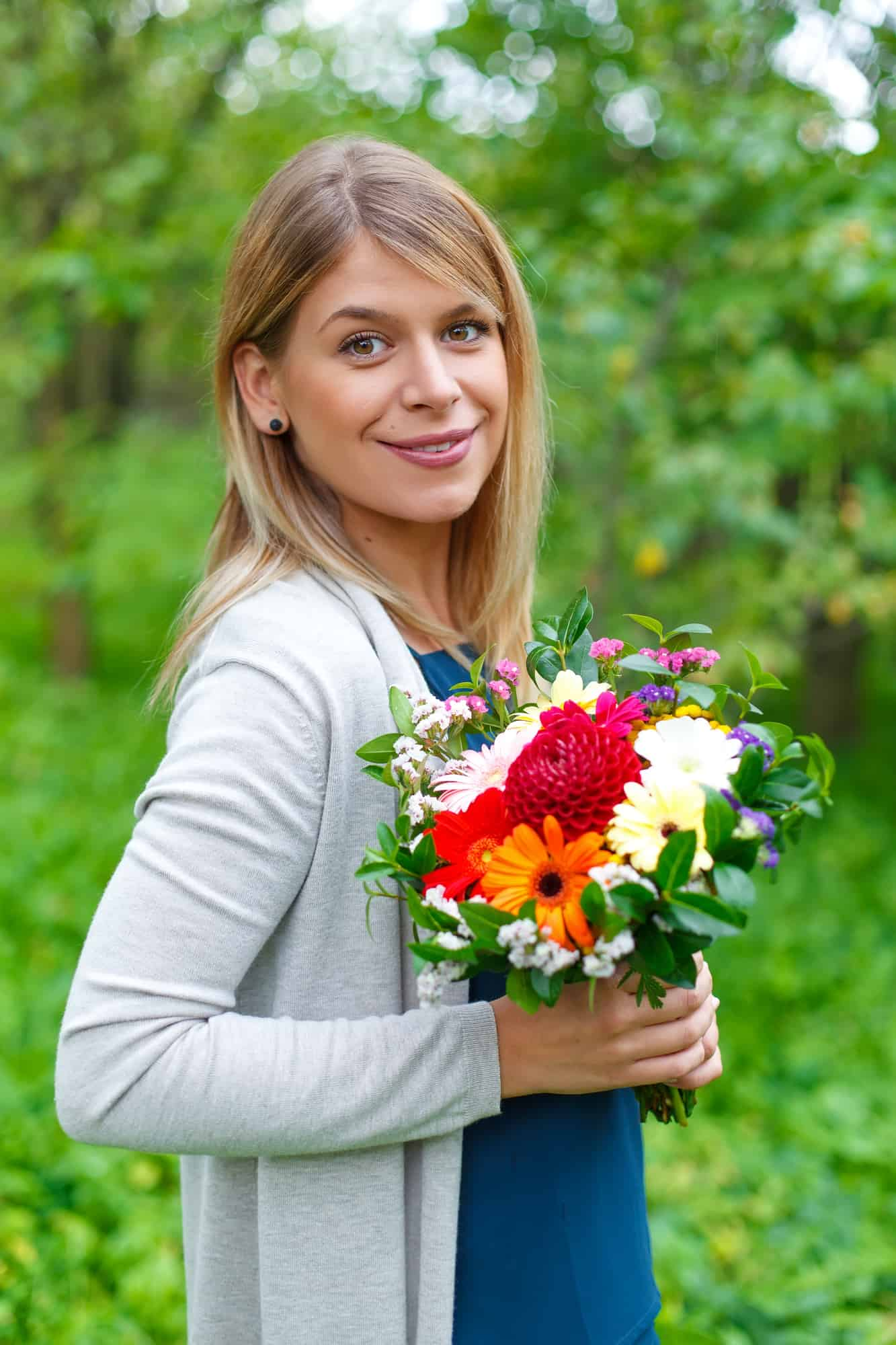 We invite you to shop with Mayfield Florist for fresh same day delivery flowers to honor Breast Cancer Awareness Month